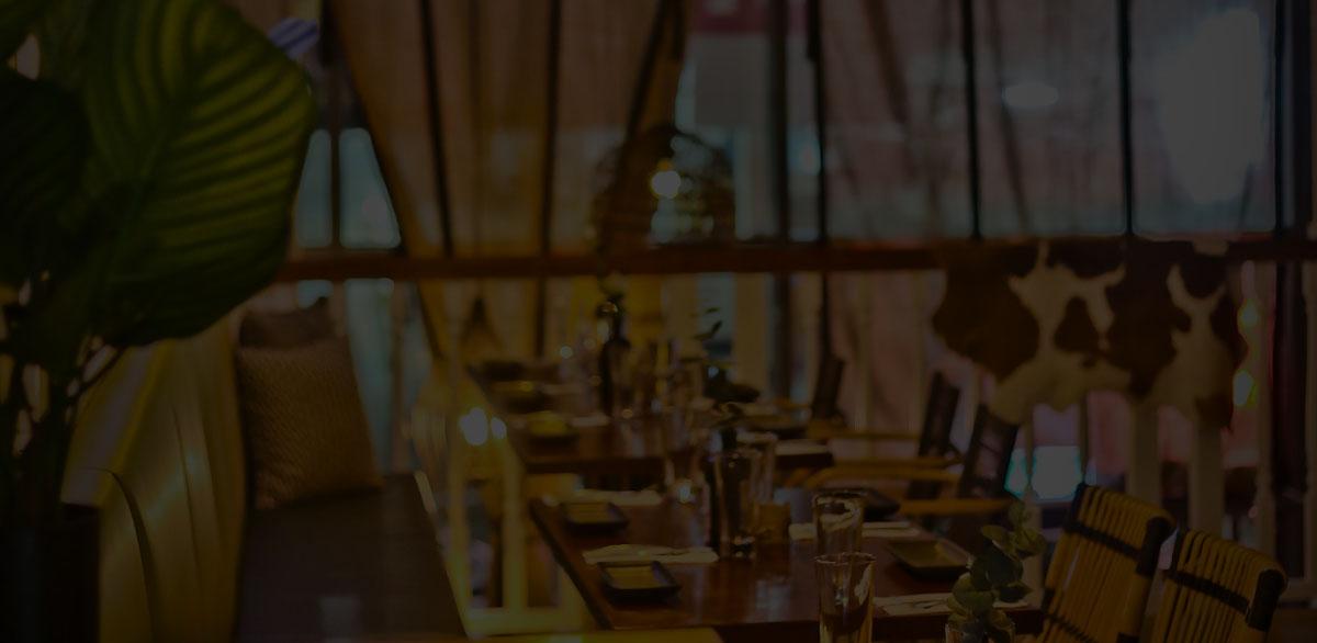 Mezzanine dining